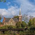 Historic Church by John M Bailey