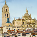 Historic City Of Segovia by JR Photography