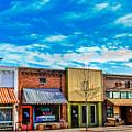 Historic Downtown Emmett 01 by Robert Bales