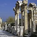 Historic Ephesus by Michele Burgess