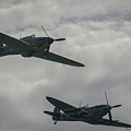 Historic Fighter Planes by Philip Pound