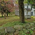 Historic Homestead by Nancy De Flon