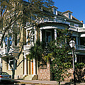 Historic Houses In A City, Charleston by Panoramic Images