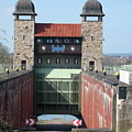 Historic Lift Lock by Christiane Schulze Art And Photography