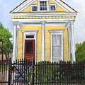 Historic Louisiana Cottage by Elaine Hodges