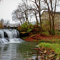 Historic Mill by Lowell Stevens