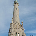 Historic Milwaukee Water Tower by Ann Horn