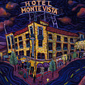 Historic Monte Vista Hotel by Steve Lawton