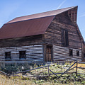 Historic More Barn by Lynn Sprowl