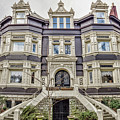 Historic Old Louisville - William Wathen House 1895 by Tony Crehan