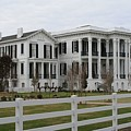 Historic Plantation by John W Smith III