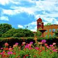 Historic Rochester Gardens by Richard Jenkins