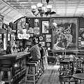 Historic Saloon - Virginia City Montana by Daniel Hagerman
