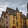 Historic Sarlat - La - Caneda France by Tom Parkes