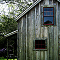 Historic Shed by Mg Blackstock