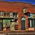 Historic Storefront In Bisbee by Charlene Mitchell