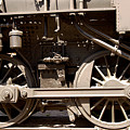 Historic Trains by Clayton Bruster