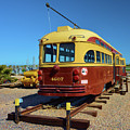 Historic Trolley by Richard Jenkins
