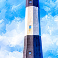 Historic Tybee Island Lighthouse by Mark E Tisdale
