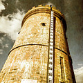 Historic Water Storage Structure by Jorgo Photography - Wall Art Gallery