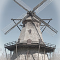Historic Windmill by Ann Horn