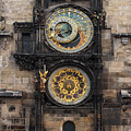 Astronomical Clock by Jed Holtzman