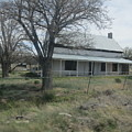 Historical Concho House by Frederick Holiday