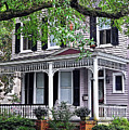 Historical Home In Wilmington by Lydia Holly