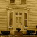 Historical Housing Fort Leavenworth by Sherri Williams
