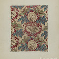 Historical Printed Textile by Joseph Lubrano And A. Zimet