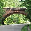 Historical Stone Arched Bridge by John Black
