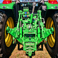 Hitch A Deere  by Olivier Le Queinec