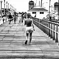 Hitting The Boardwalk by John Rizzuto