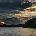 Hiwassee Lake From Hanging Dog Recreation Area by Greg Mimbs