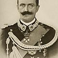 H.m. Victor Emmanuel IIi Of Italy by Vintage Design Pics