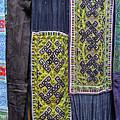 Hmong Weaving 1 by Werner Padarin