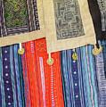Hmong Weaving 5 by Werner Padarin