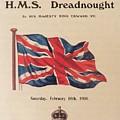 Hms  Dreadnought by Tim Townsend