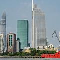 Ho Chi Minh City 1 by Werner Padarin