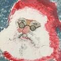 Ho Ho Ho Santa by Soarts Paintings and Photography