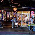 Hobbies - The Modern Arcade by Mike Savad