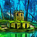 Hobbit's Castle by Leonardo Digenio