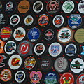 Hockey Pucks by Rob Hans