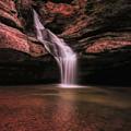 Hocking Hills Cedar Falls Long Exposure by Dan Sproul