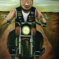 Hog Wild by Leah Saulnier The Painting Maniac