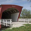 Hogback Covered Bridge 3 by Teresa Wilson