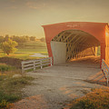 Hogback Covered Bridge by Susan Rissi Tregoning
