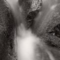Hogback Creek And Granite Inyo Natl Forest Bw by Steve Gadomski