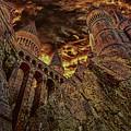 Hogwarts Castle by Olga Hamilton