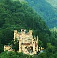 Hohenschwangau Castle 1 by Rudi Prott